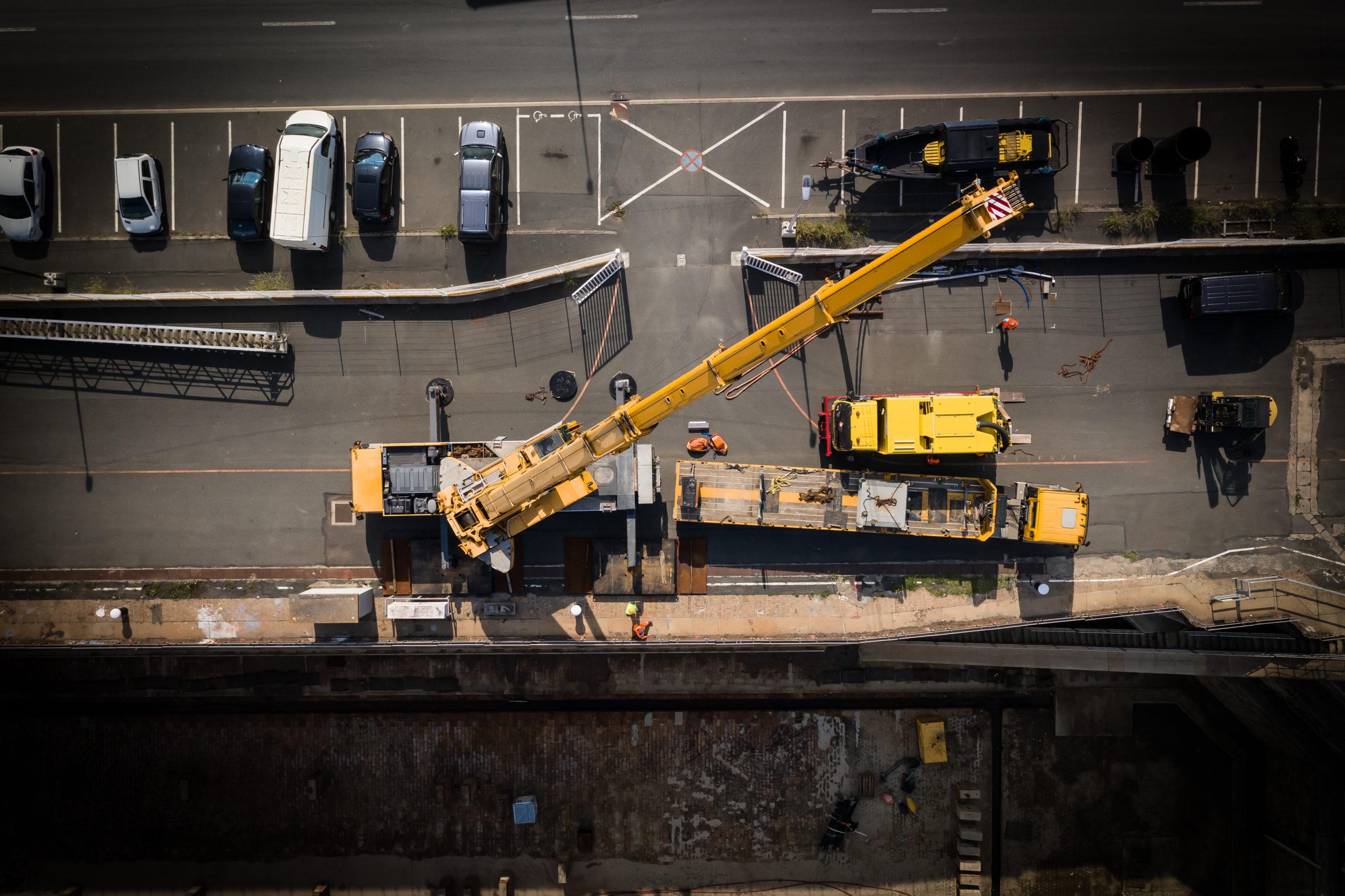 Nettoyage cale sèche – Port ATLANTIQUE La Rochelle